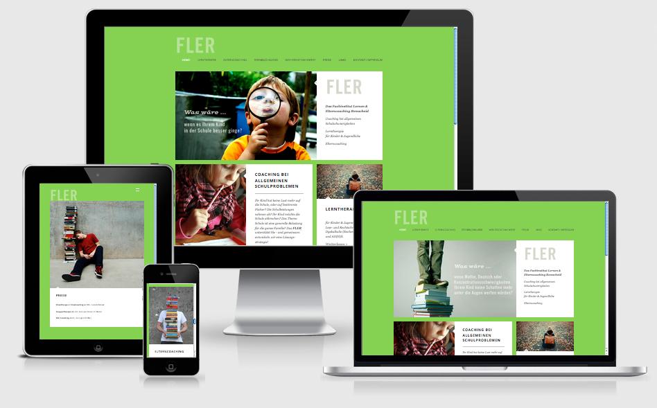 Fler | Webdesign