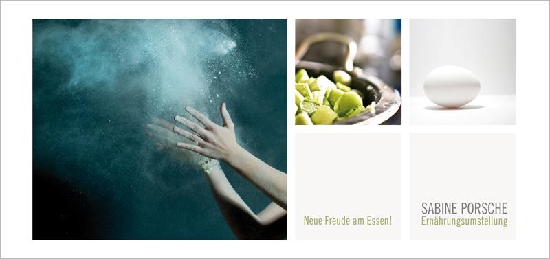 Sabine Porsche | Ernährungsumstellung | Postkarte