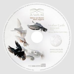 AWAKE | Sabine van Baaren und Mark Joggerst | CD Label