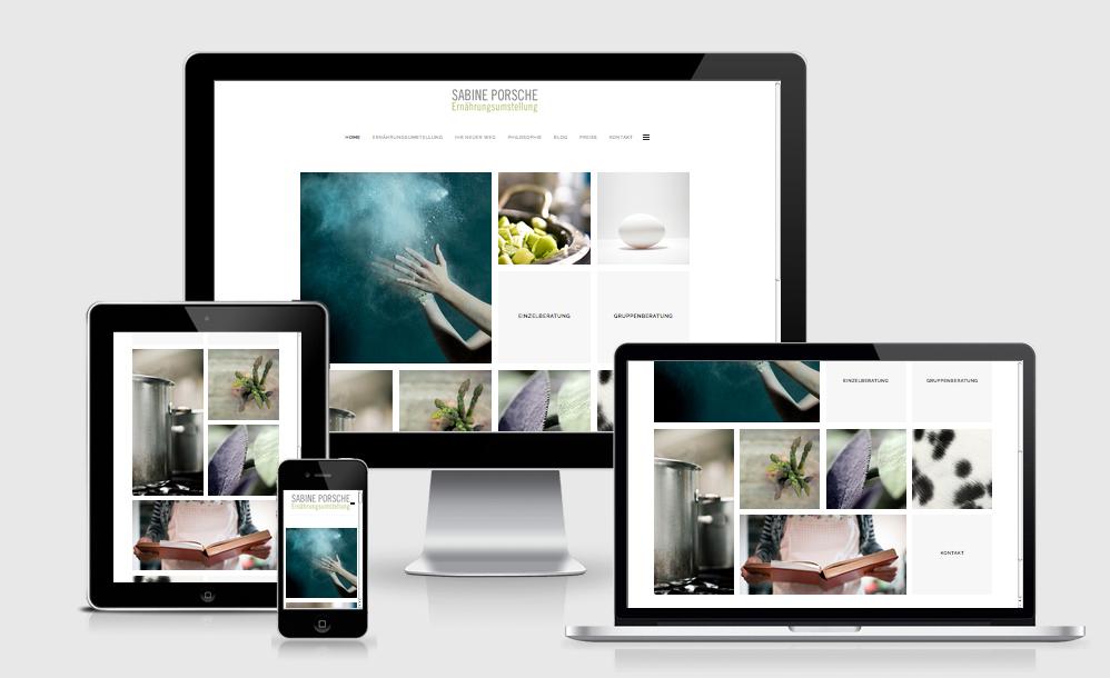 porsche-webdesign
