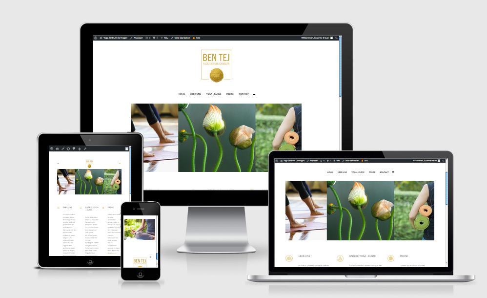 yoga-webdesign