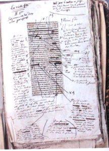 Balzac Korrekturfahne | Teaser Korrekturlesen und Lektorat | Susanne Breuer Grafikdesign Köln
