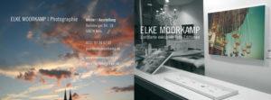 Flyer Elke Moorkamp | Susanne Breuer | Grafikdesign | Köln