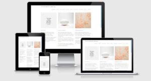 Responsive Webdesign | Beispiel | Susanne Breuer Grafikdesign Köln